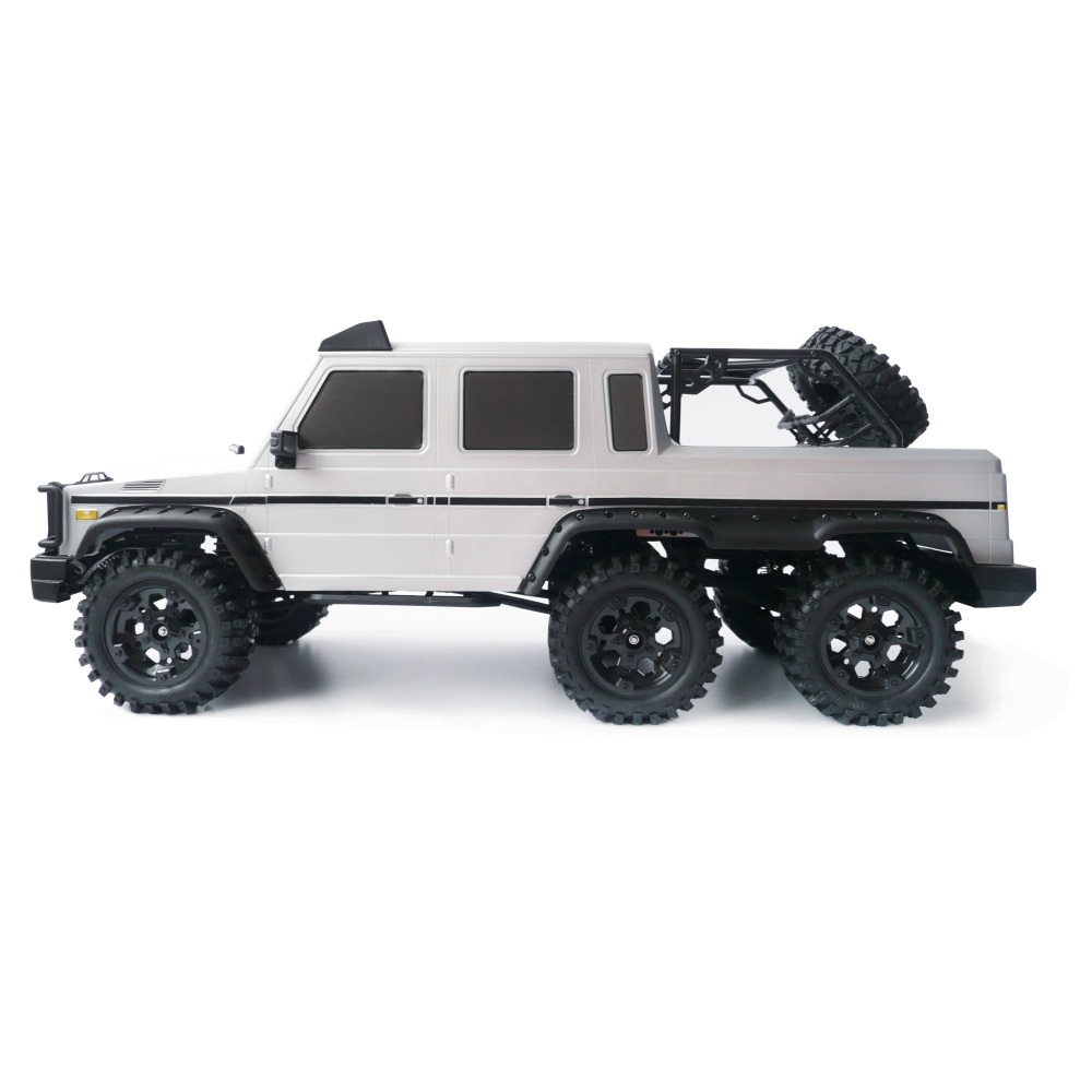 hg p601 110 6wd rc crawler rtr 24g rc car electric power off