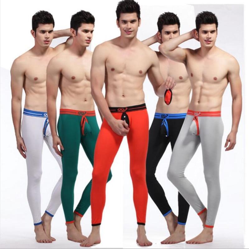 Marke männer lange unterhosen männer warm thermal hosen