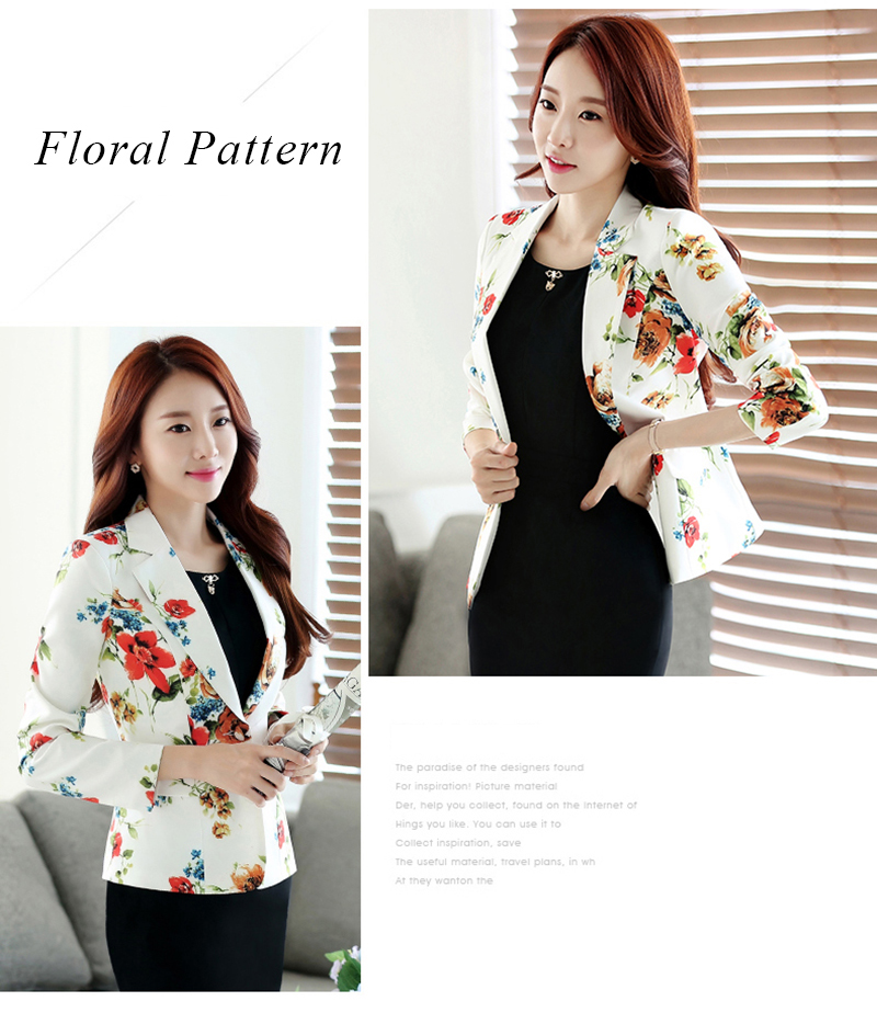 Ladies Blazer Fashion  (18)