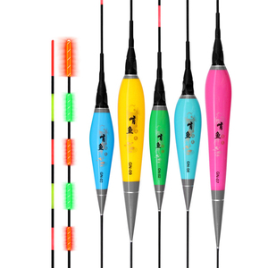 Image 1 - Flotadores de pesca de alto brillo, Nano flotadores luminosos, Bobbers eléctricos de luz nocturna, envío de 1 pieza, accesorios de batería CR425, regalos