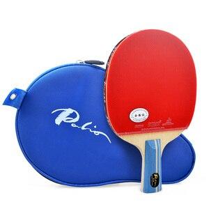 Image 4 - 2019 パリオ 2 スターエキスパート卓球ラケット卓球ラバーピンポンゴム Raquete デピンポン