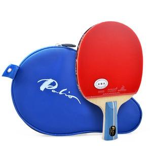 Image 4 - 2019 palio 2 star expert 탁구 라켓 탁구 고무 탁구 고무 raquete de ping pong