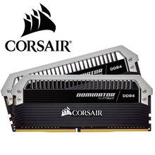 CORSAIR Dominator Platinum RAM 16GB 2X8GB Dual channel DDR4 หน่วยความจำ PC4 3600 3200 3000Mhz เดสก์ทอป DIMM C16