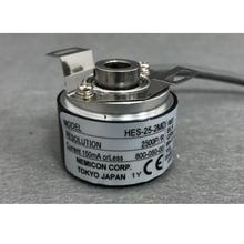 цена на New NEMICON encoder HES-02-2MD 8mm hollow shaft 2500ppr 1024ppr 1000ppr 360ppr incremental rotary encoder