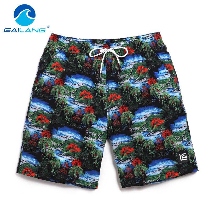 Search For Flights Gailang Brand Mens Beach Board Shorts Casual Short Bottoms Men Swimwear Swimsuits Male Boardshorts Quick Drying Short Bottoms Board Shorts