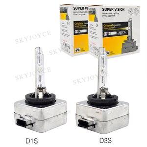 Image 5 - 2021 החדש 55W D1S HID הנורה D1S D1R D2R D3S D4R D4S 55W D2S HID פנס 4300K 6000K 8000K 35W D3S HID קסנון הנורה D4S HID אור