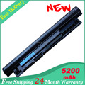 5200mAh 6Cells laptop battery MR90Y for 3421 3437 5421 5437 15R 3521 5537