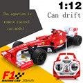 1:12 Формула Моделирования Дрейфа Гонки Дистанционного Управления Автомобиля Игрушки Для Детей