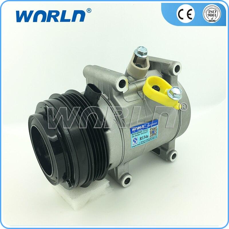 95967 303 95967303 96676470 Car Ac Compressor Csp11 For Chevrolet