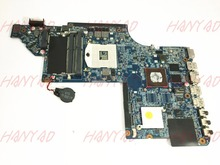 motherboard for hp dv7 dv7-6000 laptop motherboard 659094-001 ddr3 Free Shipping 100% test ok цены онлайн