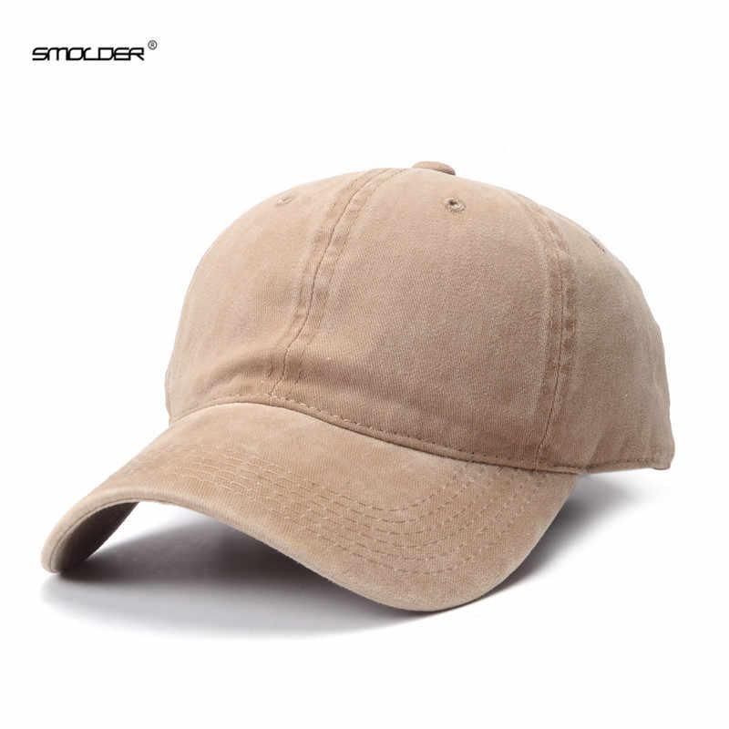 [Smder] العلامة التجارية الجديدة قبعة بيسبول الصلبة المجهزة القطن Snapback قبعات الهيب هوب القبعات للرجال النساء 8 الألوان المتاحة