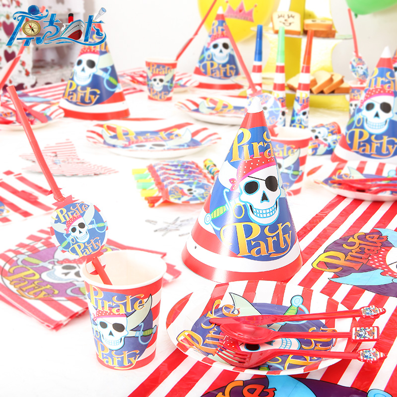 People Decorating For A Party aliexpress : buy 116/lot 12 people new kids birthday party