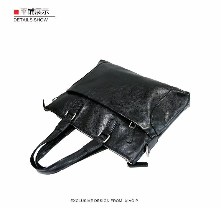 New Arrival Amasie Men Pocket Suitcases Large Black Bussiness Daily Cases Mans One Shoulder Bag Brand Design EGT0130