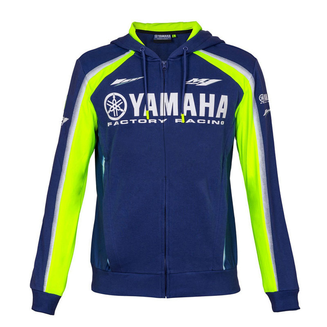 fd4bb92a4 mens motorcycle YAMAHA hoodie racing moto riding hoody clothing jacket men  jackets cross Zip jersey sweatshirts coat Windproof