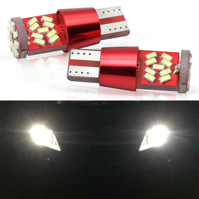 Aliexpress com : Buy 2x T10 3014 27SMD LED Light Bulb Canbus Error Free  Turn Signal light For Mercedes Benz W205 W204 W211 W203 Kia Sportage Rio  Ceed