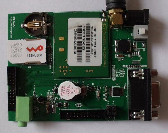 Free Shipping   X210ii Development Board /i210 Development Board Supporting GPRS Module, Can Call The Phone