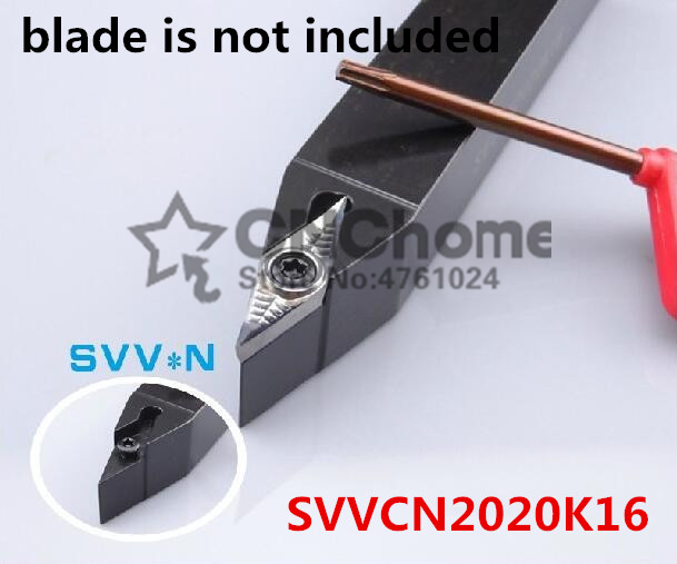 SVVCN2020K16,extermal Turning Tool Factory Outlets, The Lather,boring Bar,cnc,machine,Factory Outlet