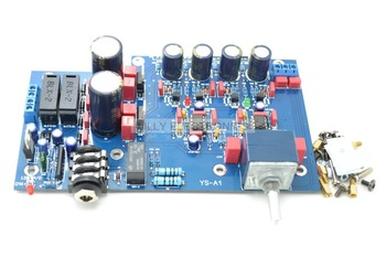 Tong A1 Headphone amp+headphone protection