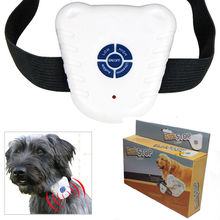 D601 Dog Pet Stop Barking Anti Bark Training Device Trainer Control Collar Ultrasonic Healthy Safe Training Collar For Mini Pets ultrasonic audible control no bark collar stop barking dog training device