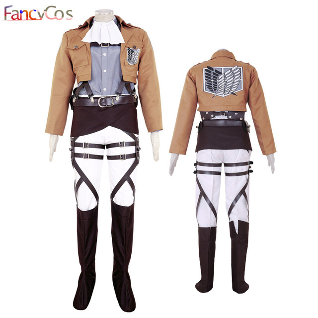 Halloween Attack on Titan AOT Shingeki no Kyojin Levi ...