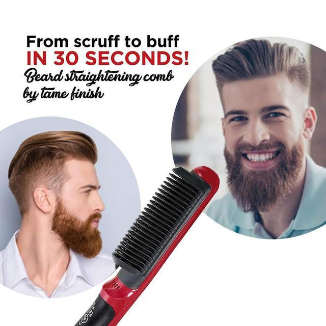 Electric Straightener Hot Comb Hair Care Machine 2