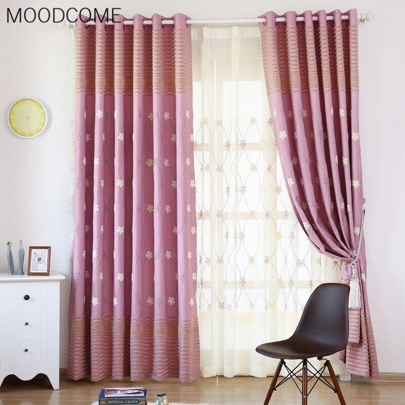 Tende per salotto affordable europeo golden royal lusso tende per camera da letto tende della - Tende per sala da pranzo ...