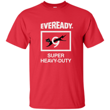 Eveready Retro Battery Black Cat, Nine Lives, T-Shirt Harajuku Tops Fashion Classic Unique t-Shirt gift free shipping