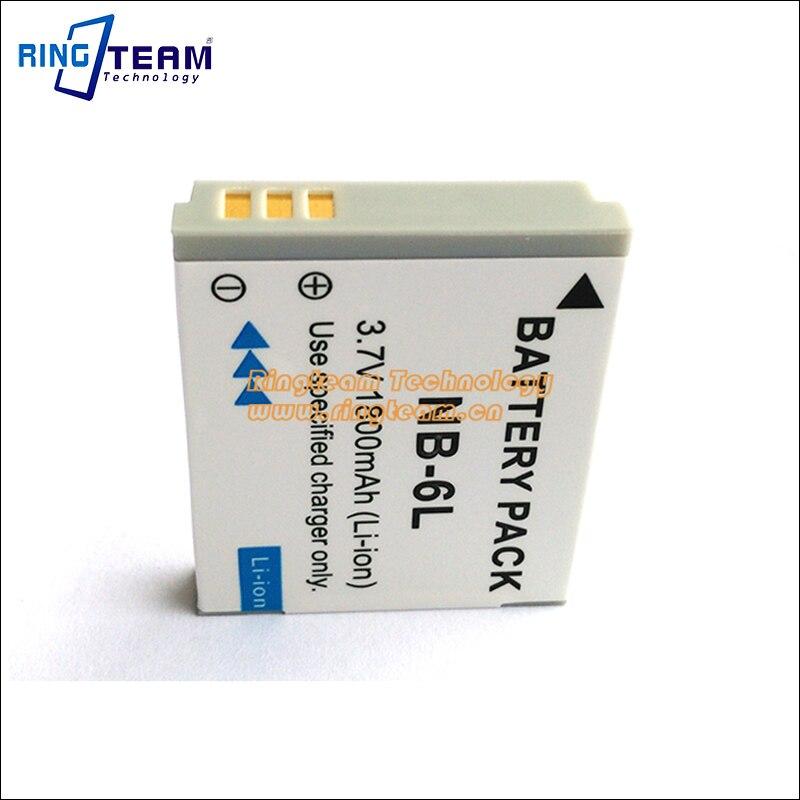 Baterias Digitais sx710 ixus 85 95 200 Modelo Número : Nb-6l