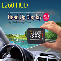 E260 Car-Styling Head Up Display HUD Universal 4