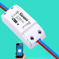 ITEAD Sonoff Wifi Switch Intelligent WiFi Wireless Remote Control 433mHz RF Wifi Switch Smart Home Automation