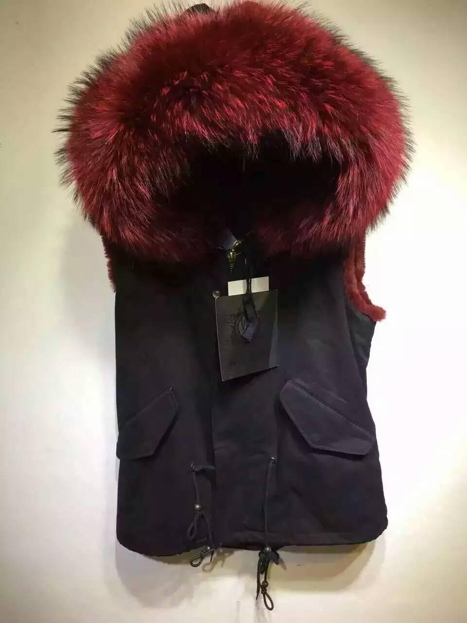 2016 New Plus Size Winter Coat Women Slim Waist Long Jacket Coat Real Raccoon Fur Collar Parka Fashion White Fake fur Coat