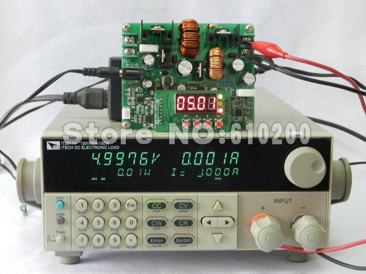 Adjustable Mini DC-DC Digital Control Step Down Module Power Supply Module Electronic Components Input voltage 10V-40V  0-38V dc dc mini adjustable step down power module