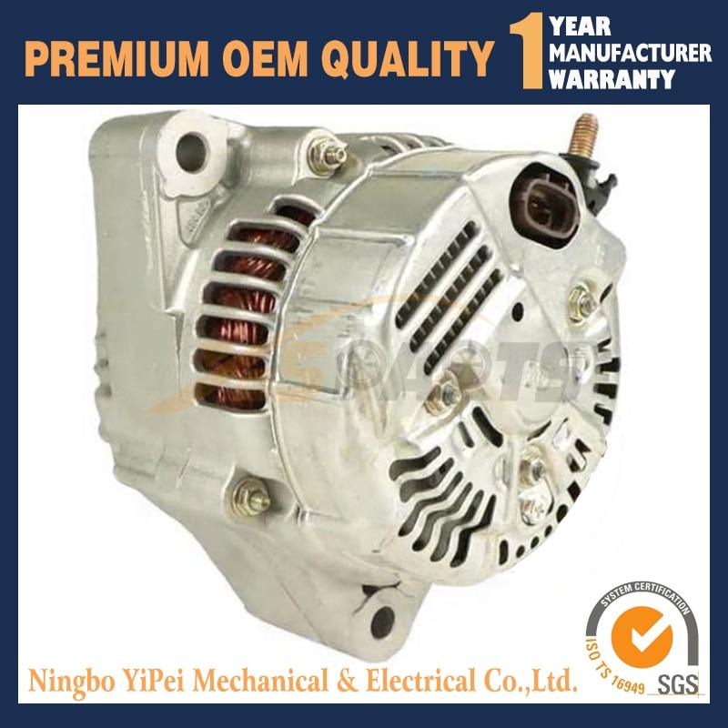 New Alternator FOR LEXUS LS400 SC400 GS400 4.0L V8 1998