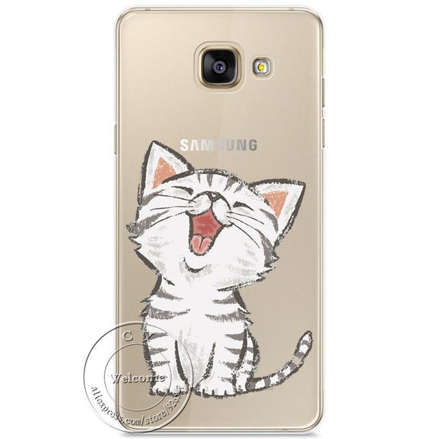 Cute Case For Samsung Galaxy A310 A510 A710 J110 J510 J710 A3 A5 A7 J1 J5 J7 2016 2017