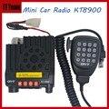 New two way Mini car mobile radio QYT KT8900 cb rádio transceptor dual band136-174 & 400-480 MHz dois-way CB radio walkie talkie