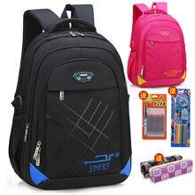 Водонепроницаемые детские школьные сумки ортопедические рюкзаки