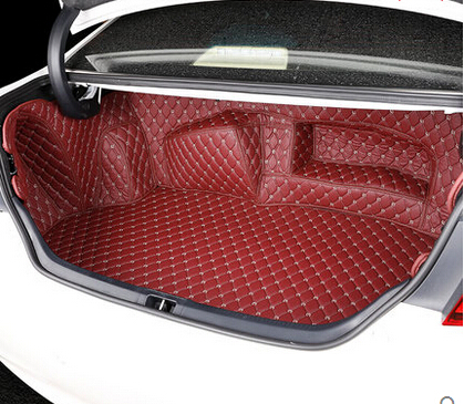 good quality special trunk mats for new toyota camry hybrid 2016 2012 durable waterproof boot. Black Bedroom Furniture Sets. Home Design Ideas