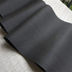 Image 3 - טכני עץ פורניר הנדסת פורניר E.V. שחור לבן 62x250cm רקמות גיבוי 0.2mm עבה ש/C
