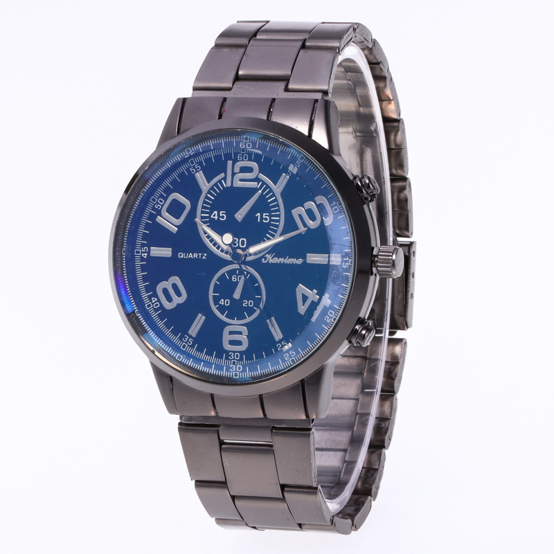 Relogio Masculino New Men Watch Luxury Stainless Steel Watches Mens Casual Fashion Quartz Wristwatches Zegarki Meskie Hot Gift