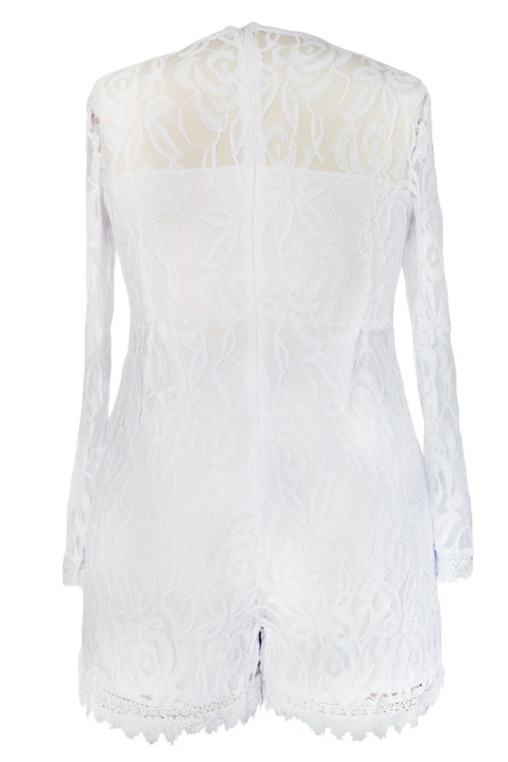 White-Plus-Size-Long-Sleeve-Lace-Romper-LC60599-1-5