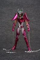 In Stock Andromeda Shun Saint Seiya Saint Final VER 3 V3 Metal Armor Myth Cloth Toy