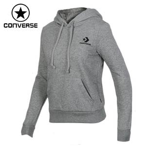 a9df904b88b52c Converse Women s Pullover Hoodies 2018 Sportswear Star Chevron EMB PO