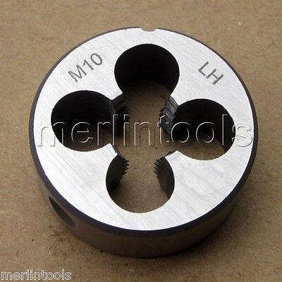 10 мм x 1.5 метрических Левая рука Die M10 x 1.5 мм шаг