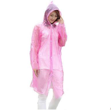 Одноразовый дождевик обновления утолщаются дешевые плащи дождь костюм Универсальный Длинный для Тур Восхождение пеший Туризм прозрач