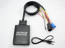 Yatour m06 Car Digital CD Music Changer for Audi A2 A3 A4 A6 1999-2003 A8 Allroad TT USB MP3 Player AUX adapter Bluetooth Interf