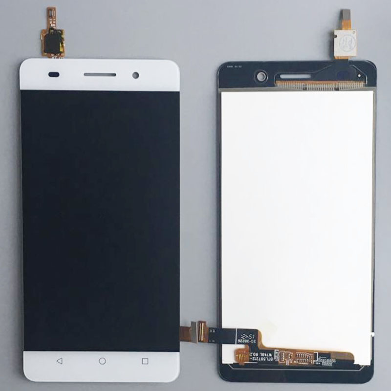 Подробнее о New White Touch Digitizer Screen LCD Display Assembly for Huawei Honor 4C Replacement replacement parts phone lcd display for huawei honor 4c lcd touch digitizer assembly for huawei honor 4c screen lcd display