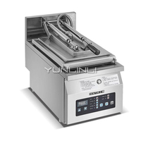 Commercial Fried Dumpling Machine Multifunctional Electric Frying Pan Full automatic Steak/Dumpling Frying Machine PT 06