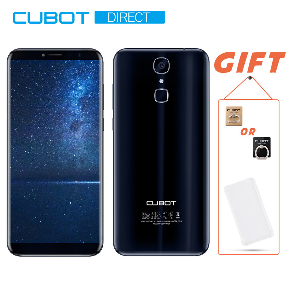 Cubot X18 Smartphone 5.7