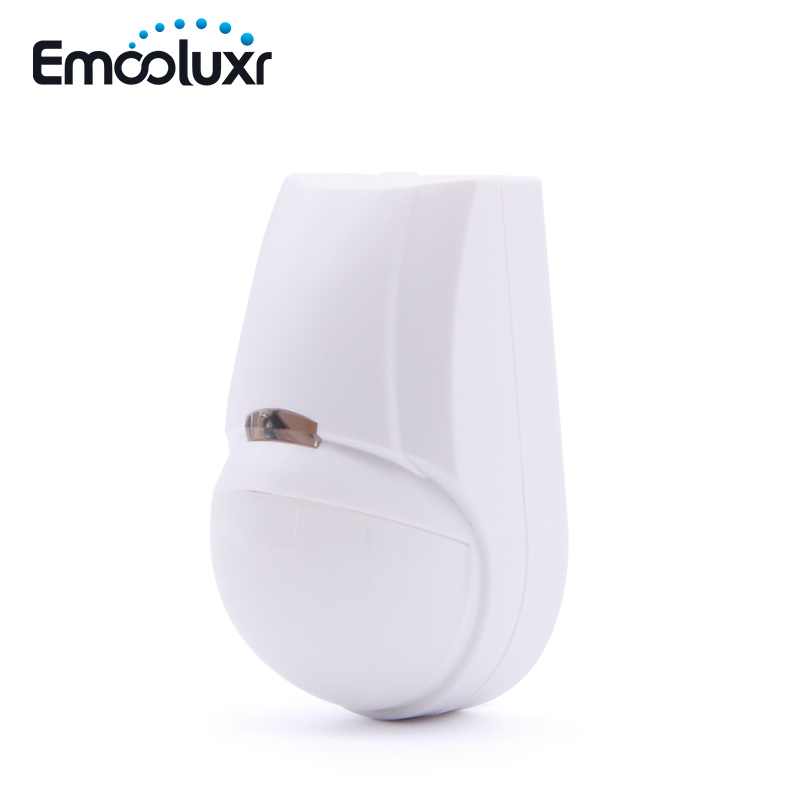 Hot Selling Pet Friendly Wireless Low Voltage Indication PIR Motion Detector Sensor with Saving-battery Mode Smart PIR Sensor ...