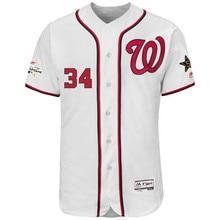 cd619c64d59 MLB Men s Washington Nationals Bryce Harper Baseball White 2017 MLB All-Star  Game Authentic Flex